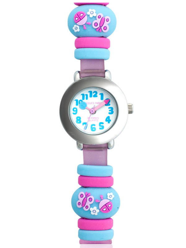 Jacques Farel Kids-KPC1124  Analog Kids Watch