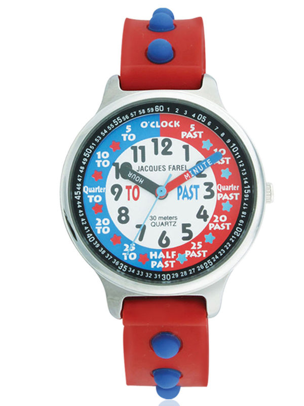 Jacques Farel Kids-KTT2124  Analog Kids Watch