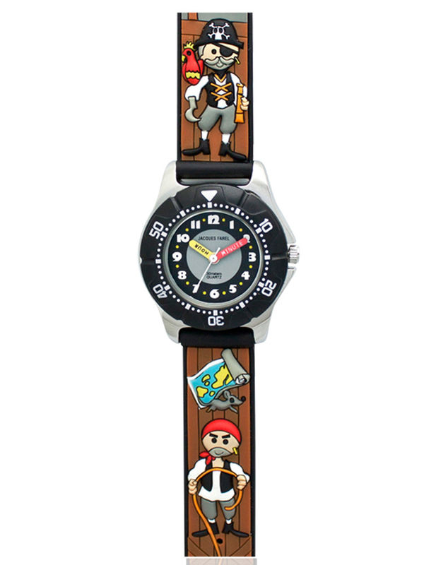 Jacques Farel Kids-KWD2324  Analog Kids Watch