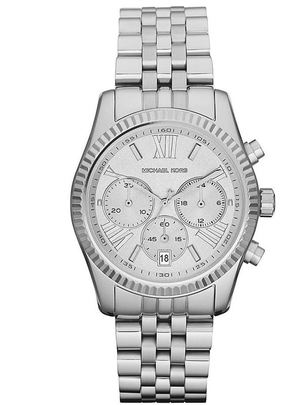 Michael Kors MK5555 Lexington Chronograph Analog Ladies Watch