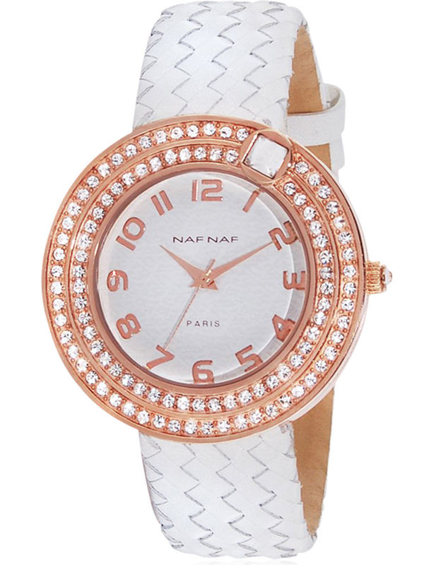 Naf Naf-N10072-801 Analog Ladies Watch
