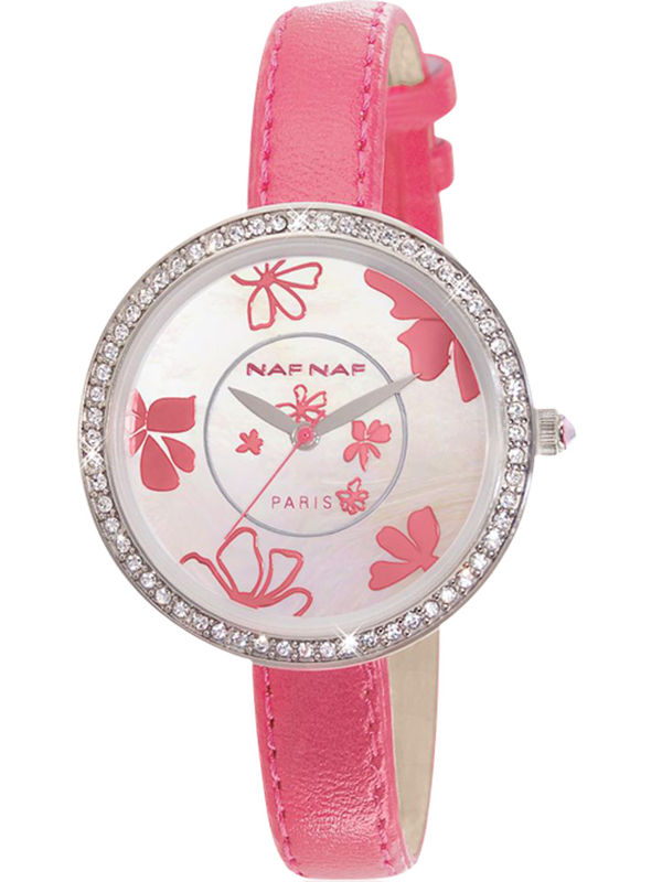 Naf Naf-N10082-212 Analog Ladies Watch