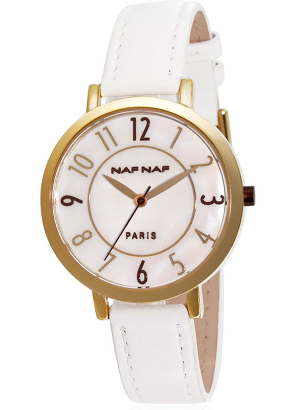 Naf Naf-N10132-101 Analog Ladies Watch