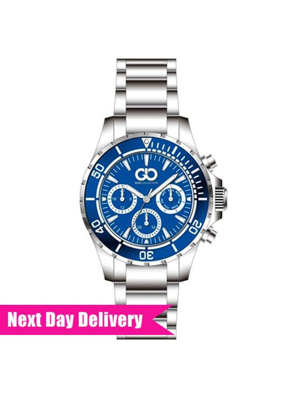 Giordano-GAD-0041-AP11766 Multifunction Mens Watch