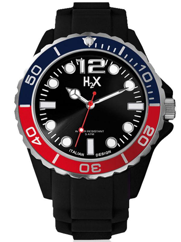 H2X - SN382UN2  Analog Mens Watch