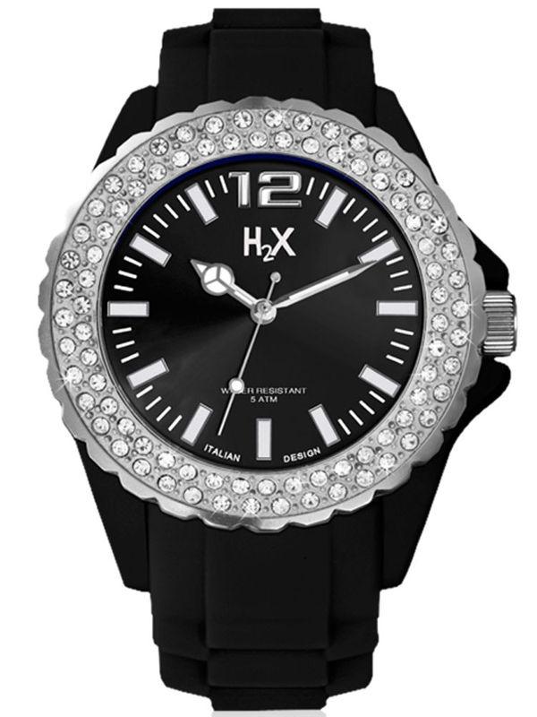 H2X -  SS382DN1   Analog Ladies Watch