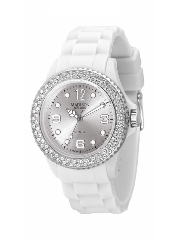 Madison New York -U4101N5   Analog Ladies Watch