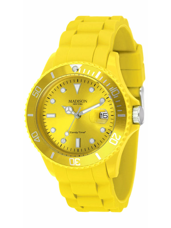 Madison New York - U4167-02-1   Analog Unisex Watch