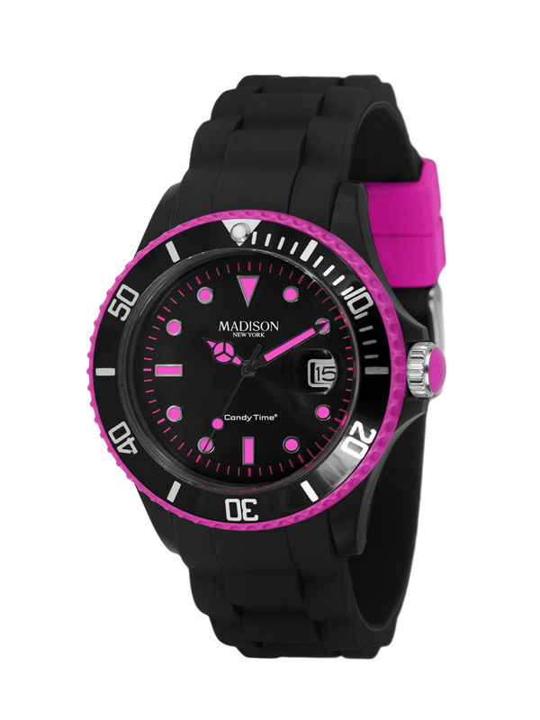Madison New York -  U4485-40    Analog Unisex Watch