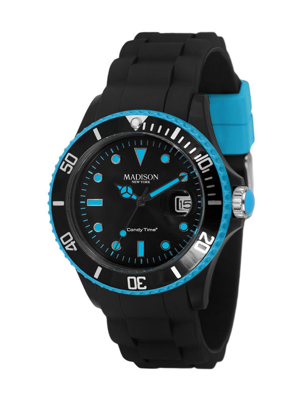 Madison New York -  U4485-43   Analog Unisex Watch