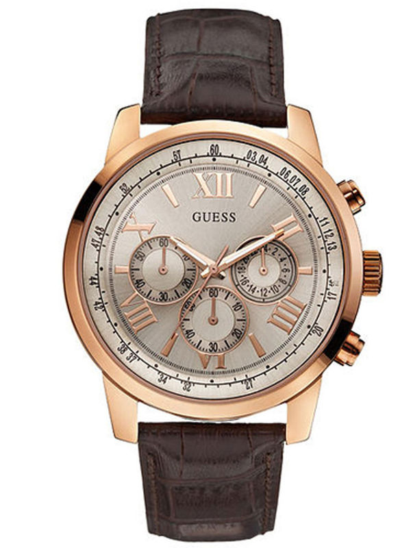 Guess-W0380G4  Chronograph Analog Mens Watch