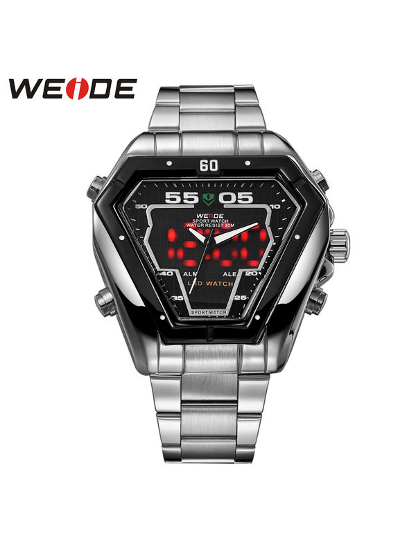 Weide-WH1102-1C Analog-Digital  Mens Chronograph Watch