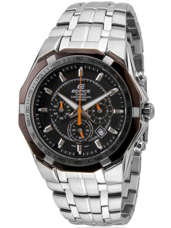 Casio Edifice-ED-468 Edifice Analog Chronograph  Mens  Watch