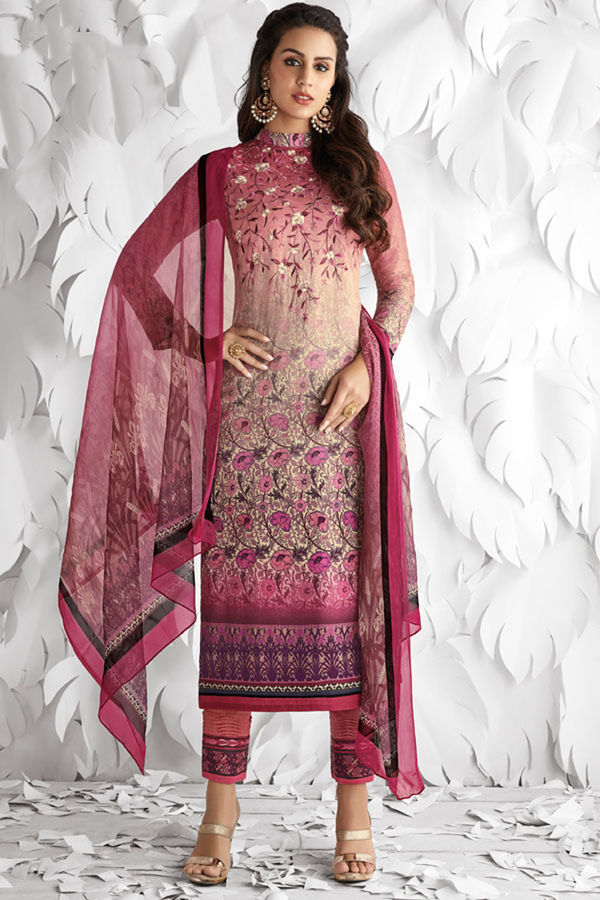 Casual Wear Straight Cotton Salwar Suit_20