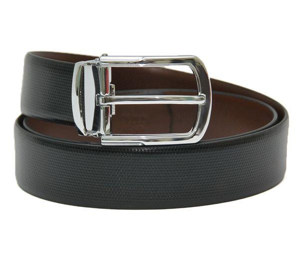 Hidemark Black Amp Brown Formal Reversible Belt
