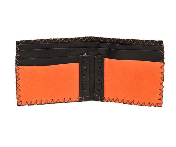 Buy Hidemark Stylish Colored Leather Wallet