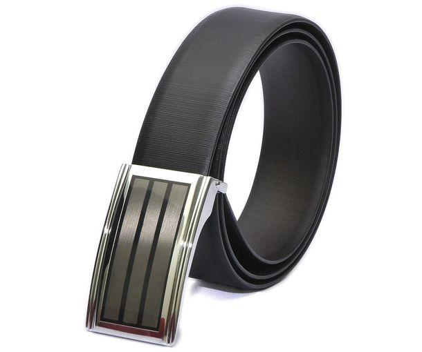 Hidemark Executive Mens Leather Belt With Box Frame Buckle Bkfb1269