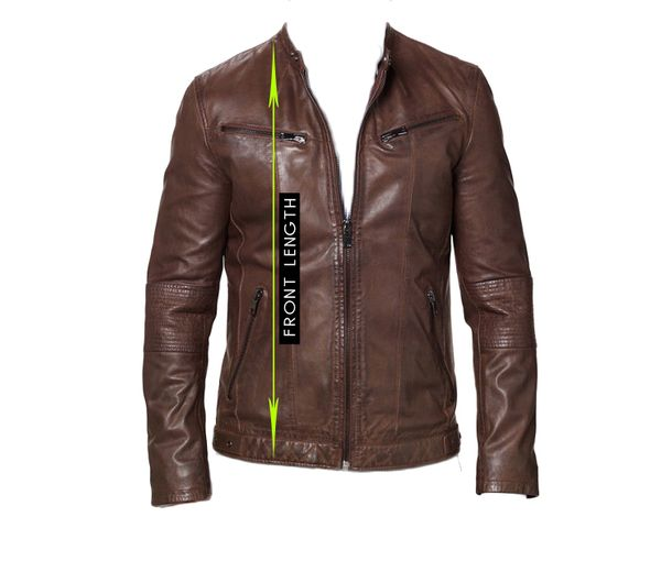 Custom Made Leather Jackets Online In India Beltkart