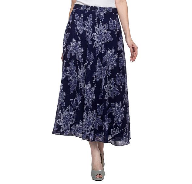Women Floral Long Skirt