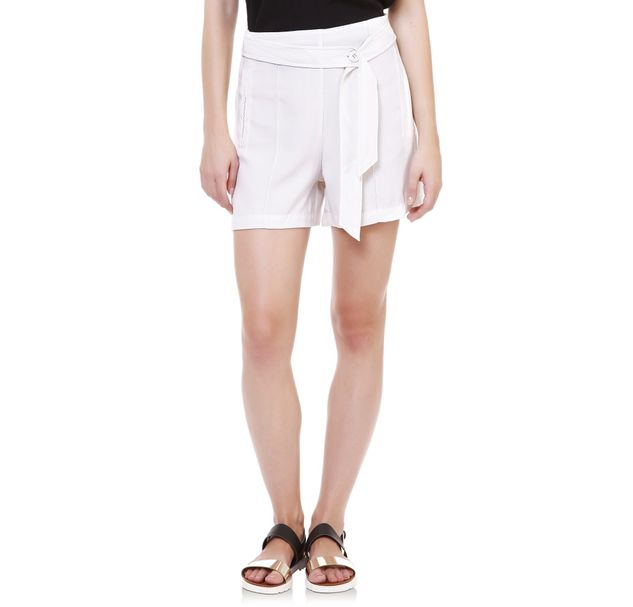 Women Off-White Shorts