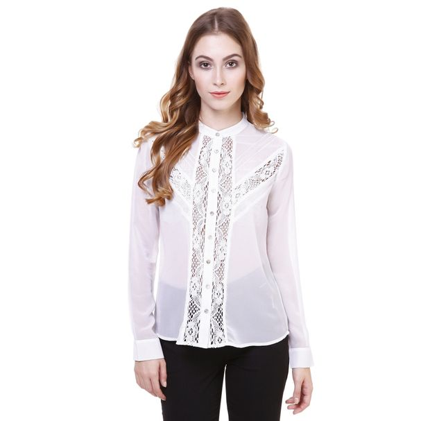 Women Lace Shirt