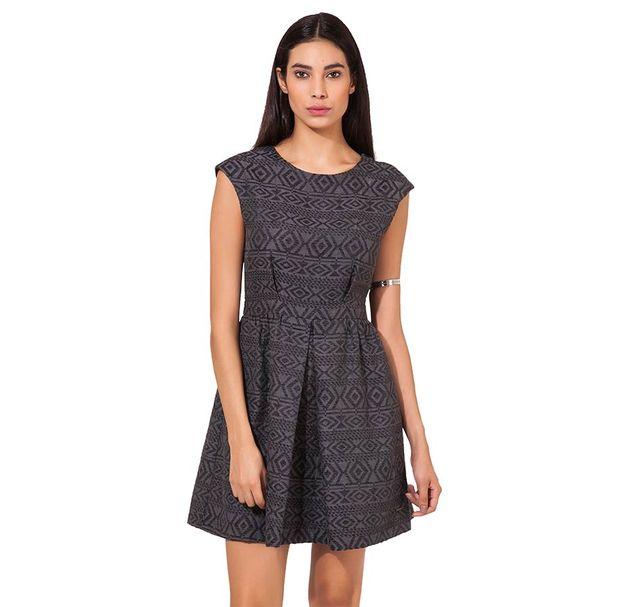 Women Grey Dress