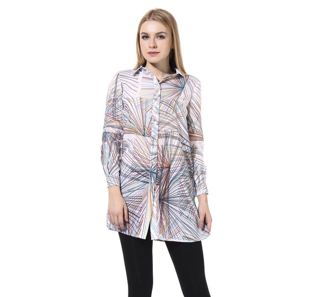 Women Printed Shirt