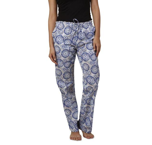 Women Blue Nightwear Pyjamas