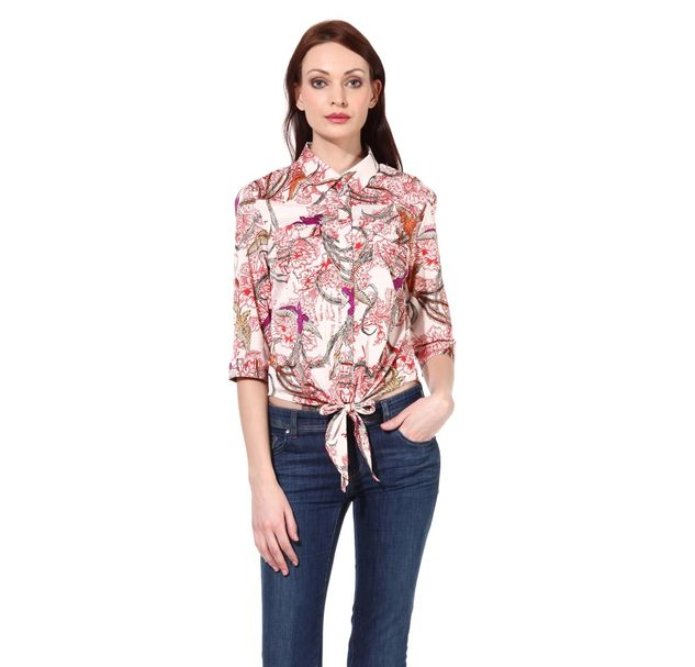 Women Printed Shirt