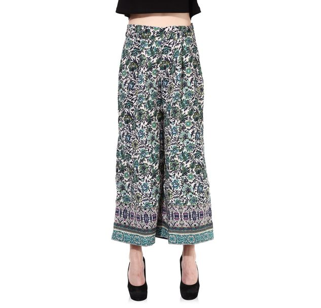 Women Floral Palazzos