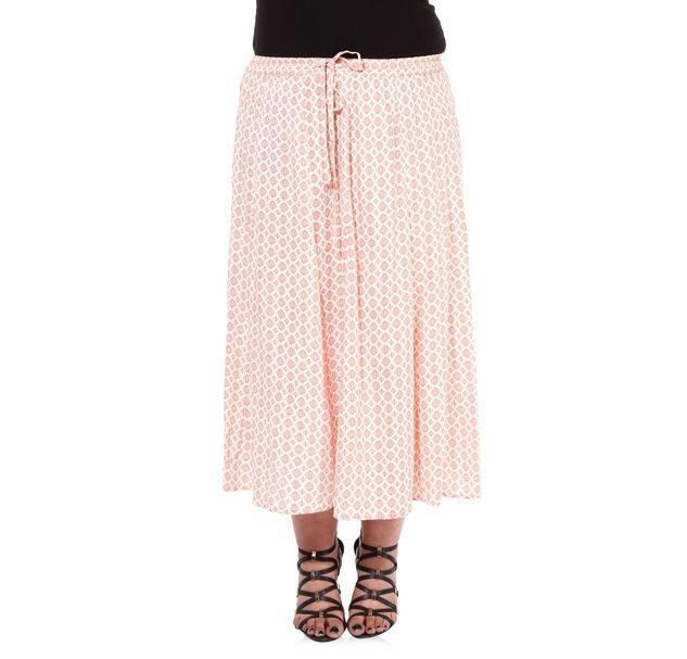 Plus Size Stylish Skirt