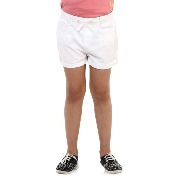 Girls Cotton Shorts