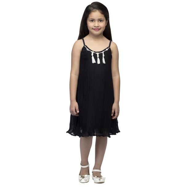 Girls Pleated Dress