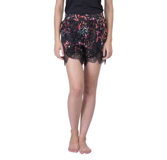 Women Nightwear Printed Shorts