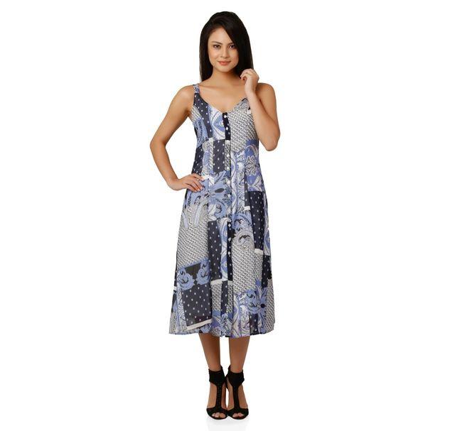 Women Floral Shift Dress