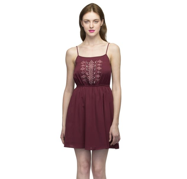Women Red Party Dress