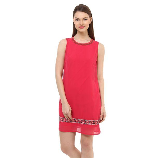 Women Party Pink Dress