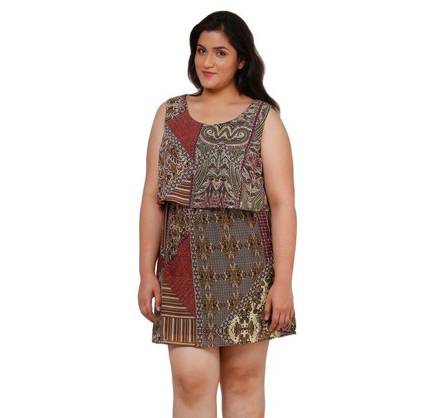 Plus Size Designer Dress