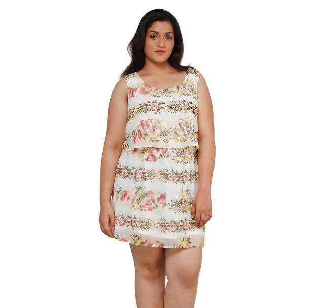 Plus Size Summer Dress