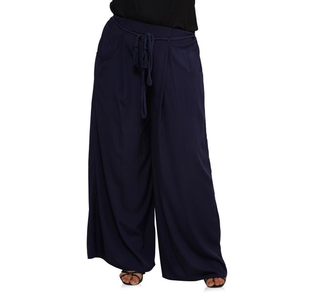 Plus Size Fashion Palazzos