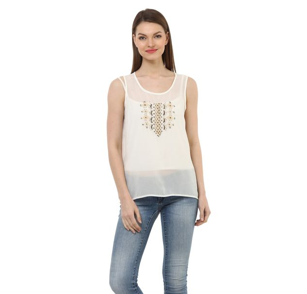 Women Stylish Party Top