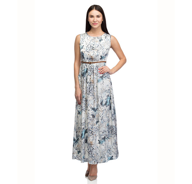 Women Printed Maxi Dress