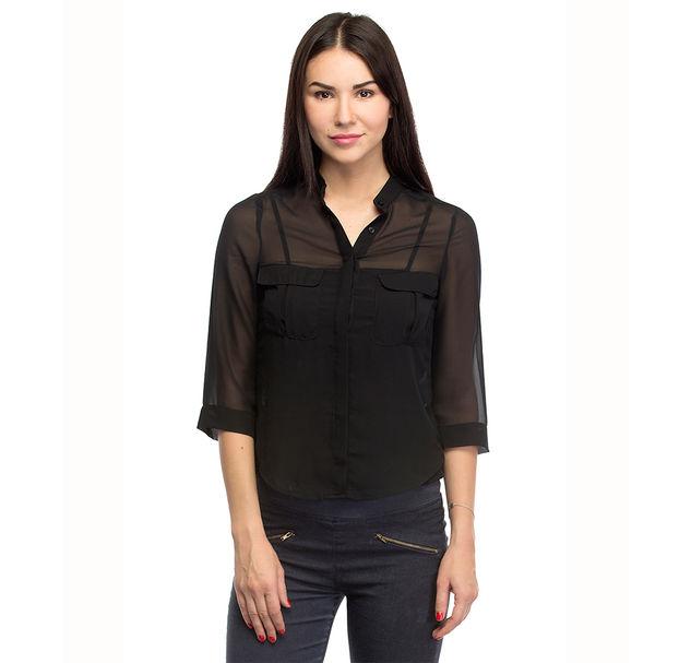 Women Black Shirt