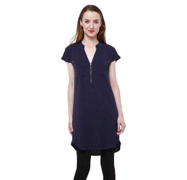 Women Blue Tunic