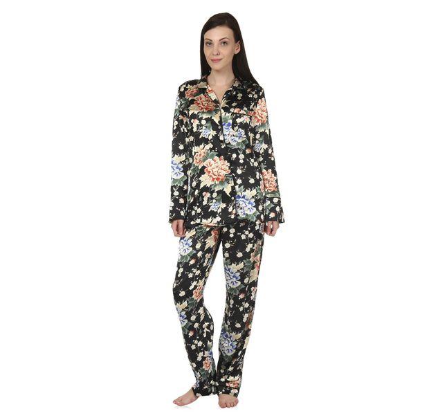 Women Multi Nightwear Set