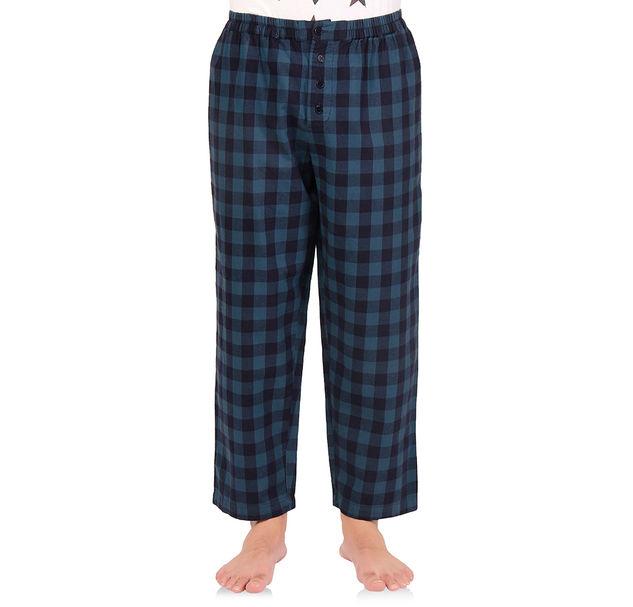 Men Blue Pyjamas