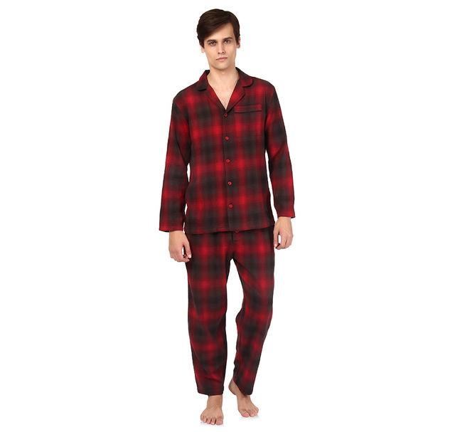 Men Nightwear Set
