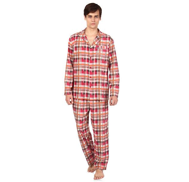 Men Stylish Nightwear Set