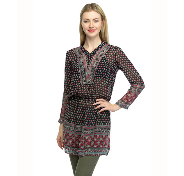 Women Printed Tunic