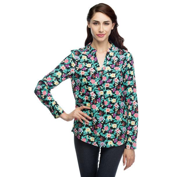 Women Floral Top